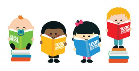 1000 Books Before School Initiative
