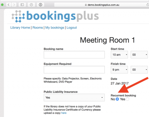 BookingsPlus Enhancements